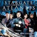 Cover CD Colonna sonora Stargate: Atlantis