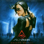 Cover CD Æon Flux