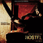 Cover CD Colonna sonora Hostel