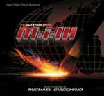 Cover CD Colonna sonora Mission: Impossible III