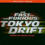 Cover CD The Fast and the Furious: Tokyo Drift