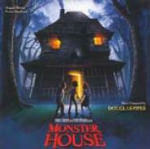 Cover della colonna sonora del film Monster House