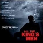Cover CD Tutti gli uomini del re