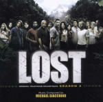 Cover CD Colonna sonora Lost - Stagione 2