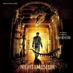 Cover CD Una notte al museo