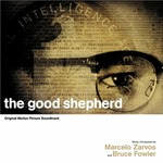 Cover CD Colonna sonora L'ombra del potere - The Good Shepherd