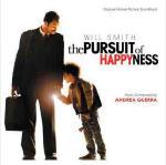 Cover CD Colonna sonora La ricerca della felicità