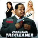 Cover CD Colonna sonora Code Name: The Cleaner