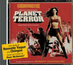 Cover CD Colonna sonora Grindhouse - Planet Terror