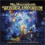 Cover CD Colonna sonora Mr. Magorium e la bottega delle meraviglie