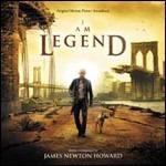 Cover CD Colonna sonora Io sono leggenda