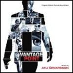 Cover della colonna sonora del film Prospettive di un delitto
