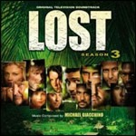 Cover CD Colonna sonora Lost - Stagione 3
