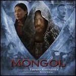 Cover CD Mongol
