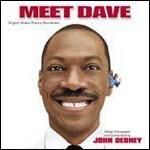 Cover della colonna sonora del film Piacere Dave