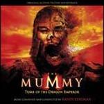 Cover CD La mummia - La tomba dell'imperatore Dragone