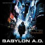 Cover CD Babylon A.D.