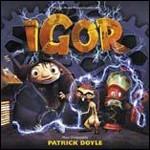 Cover CD Colonna sonora Igor