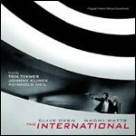 Cover CD Colonna sonora The International