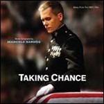 Cover CD Colonna sonora Taking Chance - Il ritorno di un eroe