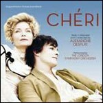 Cover CD Chéri