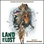 Cover CD Colonna sonora Land of the Lost