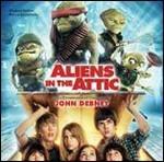Cover CD Colonna sonora Alieni in soffitta