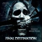 Cover CD The Final Destination 3D