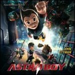 Cover CD Colonna sonora Astro Boy