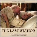Cover CD Colonna sonora The Last Station