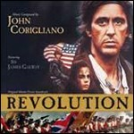 Cover CD Colonna sonora Revolution