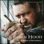 Cover CD Colonna sonora Robin Hood