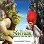 Cover CD Colonna sonora Shrek e vissero felici e contenti