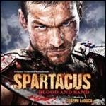 Cover CD Colonna sonora Spartacus: Sangue e sabbia