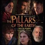 Cover CD Colonna sonora I pilastri della terra