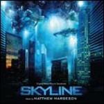 Cover CD Colonna sonora Skyline
