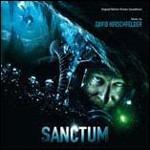 Cover CD Colonna sonora Sanctum 3D