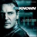 Cover CD Colonna sonora Unknown - Senza identità