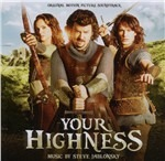 Cover CD Colonna sonora Your Highness