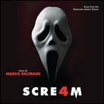 Cover CD Colonna sonora Scream 4