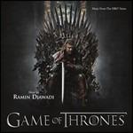 Cover CD Colonna sonora Il trono di spade