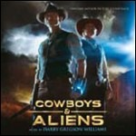 Cover CD Colonna sonora Cowboys & Aliens