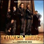 Cover CD Colonna sonora Tower Heist - Colpo ad alto livello