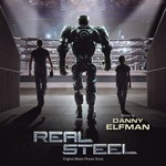 Cover CD Colonna sonora Real Steel