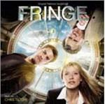 Cover CD Colonna sonora Fringe