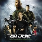 Cover CD Colonna sonora G.I. Joe - La vendetta