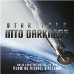 Cover CD Colonna sonora Into Darkness - Star Trek