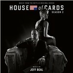 Cover CD Colonna sonora House of Cards