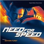 Cover CD Colonna sonora Need for Speed