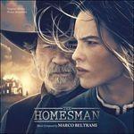 Cover CD Colonna sonora The Homesman